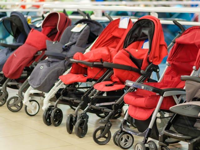 Który sprzęt dziecięcy należy wypożyczyć zamiast kupować?
