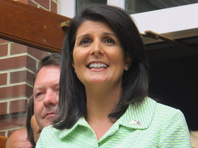 South Carolina Governor Nikki Haley Signs Bill Banning Abortion At 20 Weeks