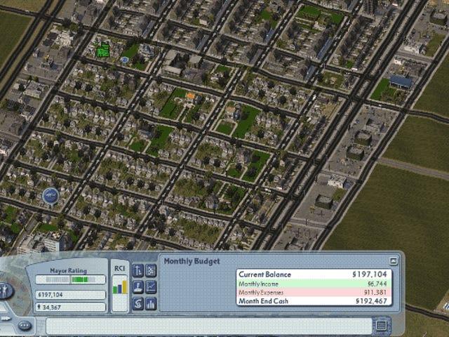 <i>SimCity 4</i> är fortfarande stor