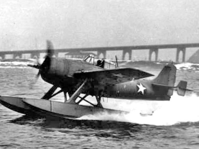 The Grumman XF4F-3S Wildcatfish: Cats never did like water