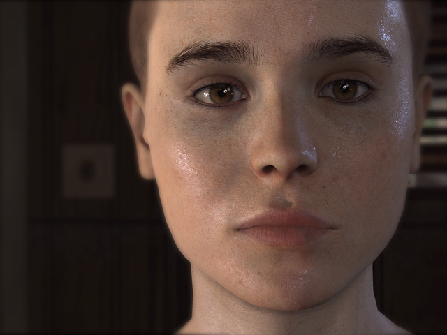<i>Beyond: Two Souls</i> Τίτλοι PlayStation Plus Μάτι Line