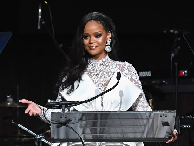 'Something I Cannot Accept': Rihanna Urges Support for Global Access to Education in New Op-Ed