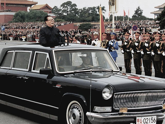 China's Iconic Limousine Automaker Hongqi Partners With American Company To Make EV Sports Cars