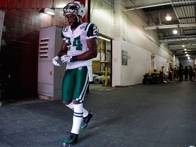 Darrelle Revis Señales con Jets