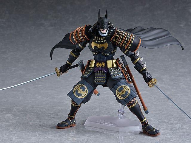 Look At This Batman Ninja Action Figure