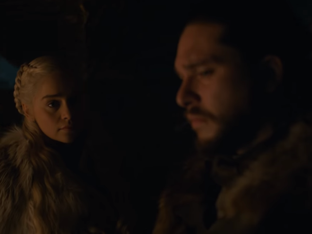 Daenerys Must Now Murder Her Nephew-Lover Jon and Claim the Iron Throne
