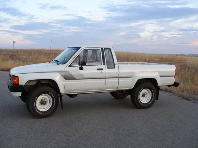 NPoCP, 1985 Toyota edition