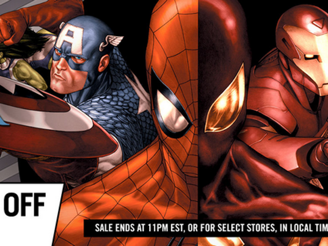 Digital Comics on the Cheap-5/11/14