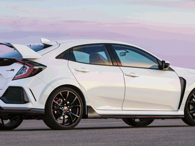 Oleh Nombor: 2017 Honda Civic Type R Vs Focus RS, WRX STI, Golf R