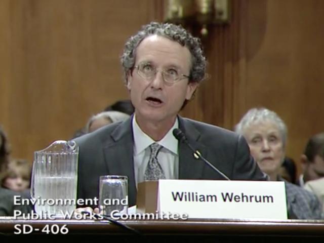 Bir başka Üst EPA Yetkilisi Etik Skandalının İçinde