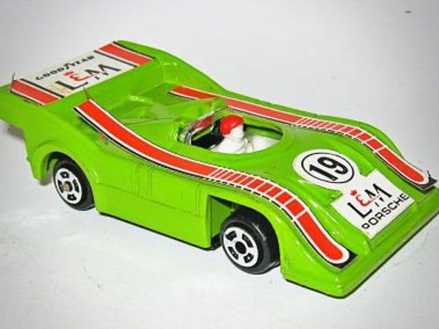 Rennsport Reunion: Porsche Audi 917/10 CanAm