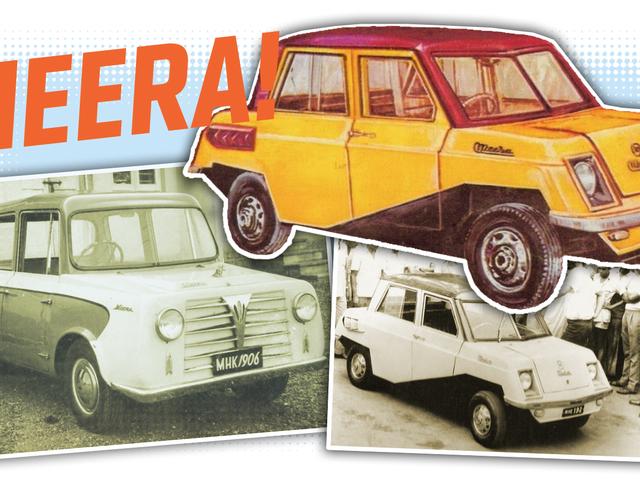 Перед тим, як Tata Nano з'явився Мері, перший найдешевший автомобіль Індії