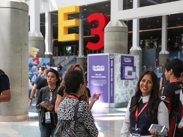 El horario de la conferencia de prensa del E3 2018 <em></em>