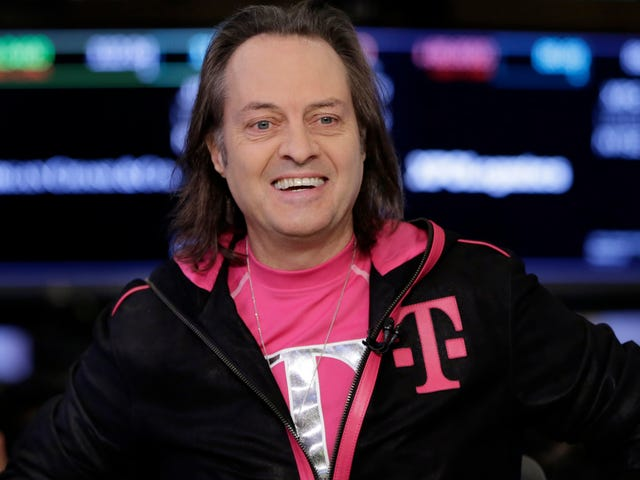 T-Mobile CEO John Legere Sure Loves Trump's Hotels Now, and Boy, What a Coincidence That Is