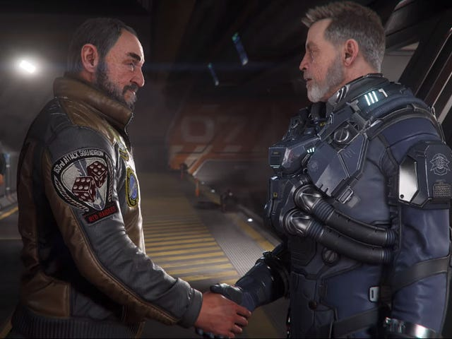 Oh Hey,Star Citizen Is Still Out There