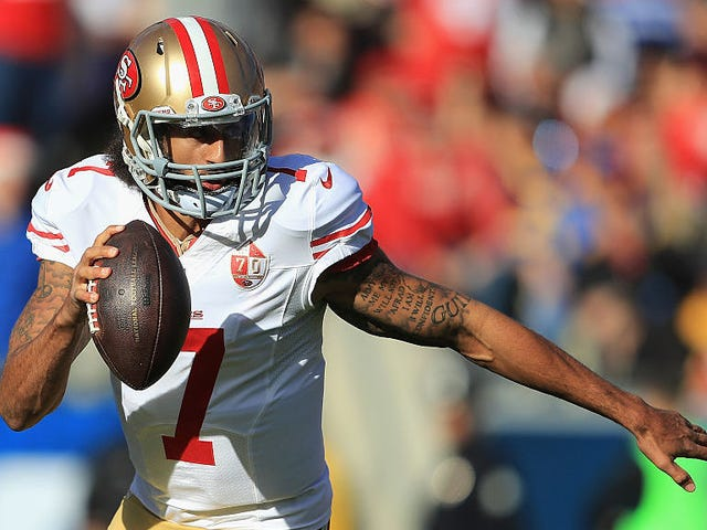 The Ravens Should Stop Dicking Around And Either Sign Colin Kaepernick Or Do not