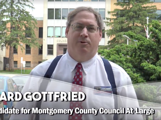 This is what happens when you give local politicians facebook video ads