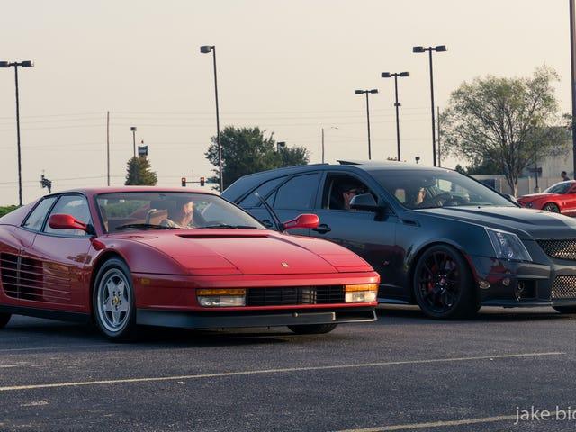 Cars & Coffee photo dump