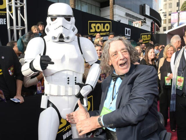 Our Chewbacca Has Passed: Peter Mayhew Dies at Age 74