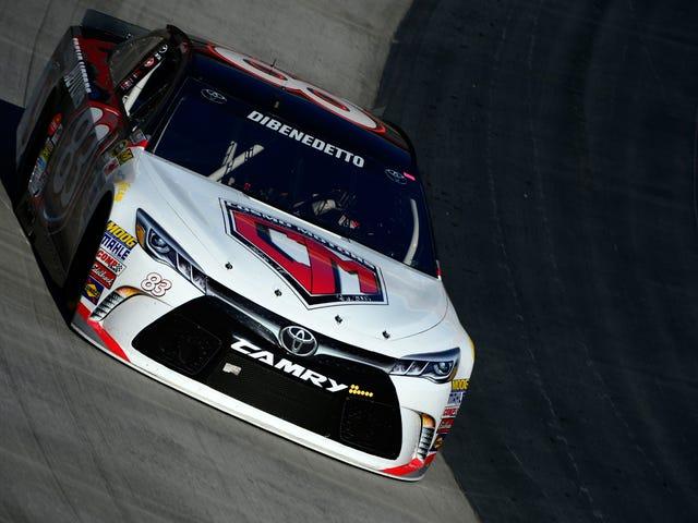 NASCAR Backmarker'ın 6. Sırada Tamamlayanlara Tepki Tepkisi Tüm Duyguları Getiriyor