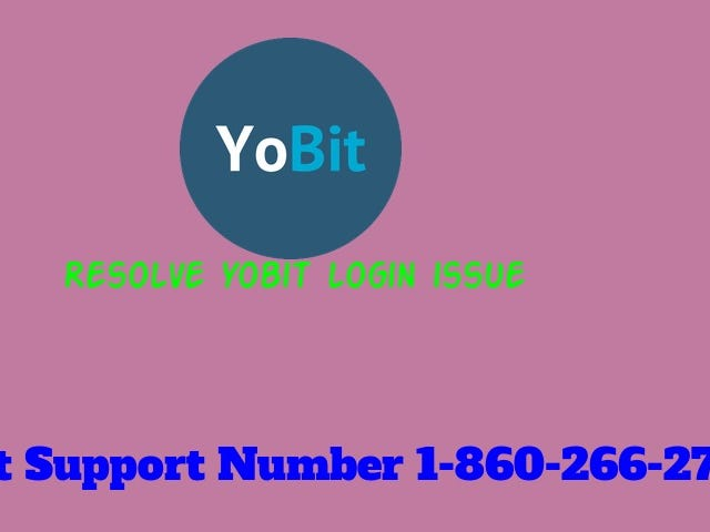 How to Get Best Assistance to resolve Yobit Withdraw/Transaction issue