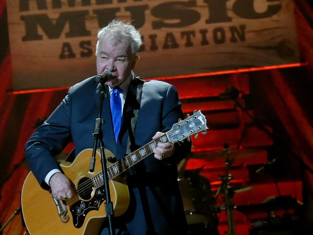 John Prine travels with condiments, as any sensible genius does