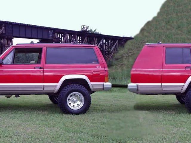 Aaaaand now I'm looking at XJ Cherokees again.