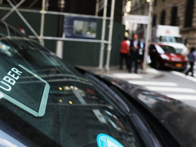 In Letter, Uber Said Drivers Didn't Make Advertised Earnings Due to Their 'Choices'