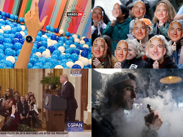 Indoor Vaping Bans, Trump's New AG, and the Home Button: Best Gizmodo Stories of the Week