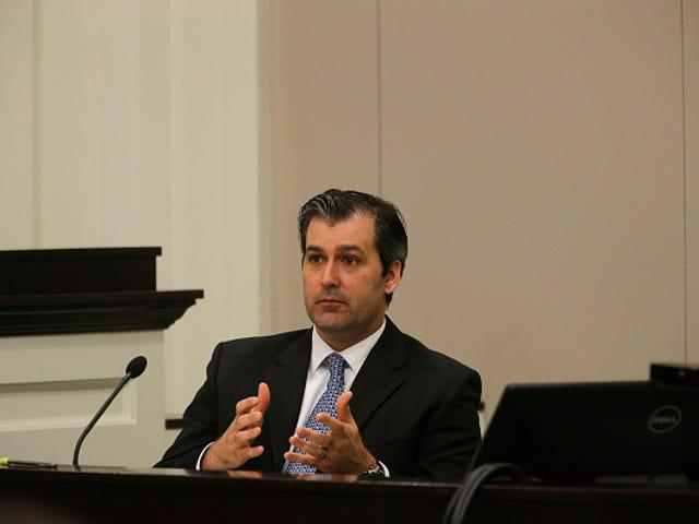 El ex policía de Carolina del Sur Michael Slager no puede ocultar la verdad.  El jurado verá imágenes de teléfonos celulares del tiroteo fatal de Walter Scott