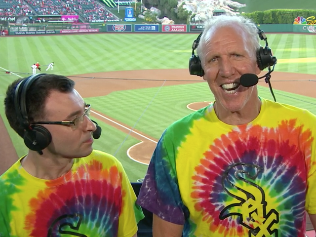 Bill Walton Learned How To Enjoy Baseball In Real Time