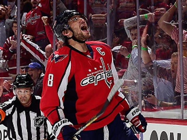 Alex ovechkin es el mejor hombre ruso de hockey