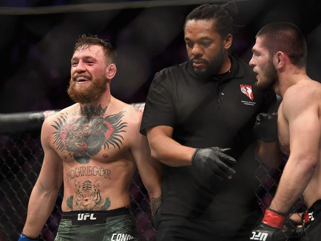 Говядина Конор-Хабиб вышла из-под контроля, а UFC виновата только в себе