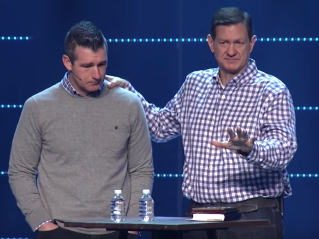Megachurch Pastor's Book Pulled After Woman Alleges He Assaulted Her as a Teenager