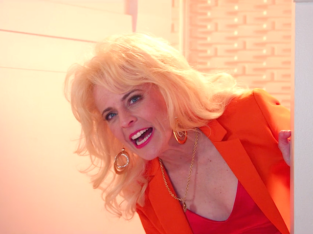 Lady Dynamite dựa vào chủ nghĩa tình dục Hollywood, chủ yếu là về mục đích