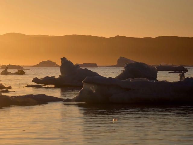 Hóa ra một kế hoạch địa lý hoang dã để làm mới băng biển Bắc cực không phải là ý tưởng hay nhất
