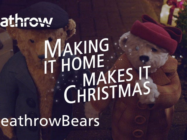 New Heathrow Bears Ad