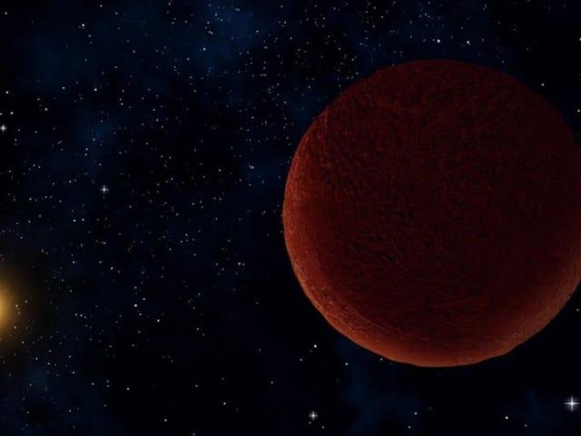 Klein object met zeer domme naam kan de volgende dwergplaneet zijn