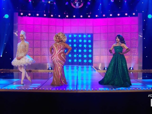 A surprisingly warm RuPaul's Drag Race bids a last farewell before heading to the finale