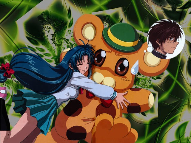 Full Metal Panic? Fumoffu, and Kyoto Animation