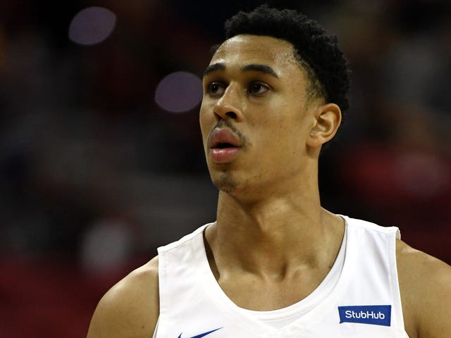 Report: Zhaire Smith's Rookie Season Gets Delayed Even Further Because Of Complications From A Sesame Seed Allergy