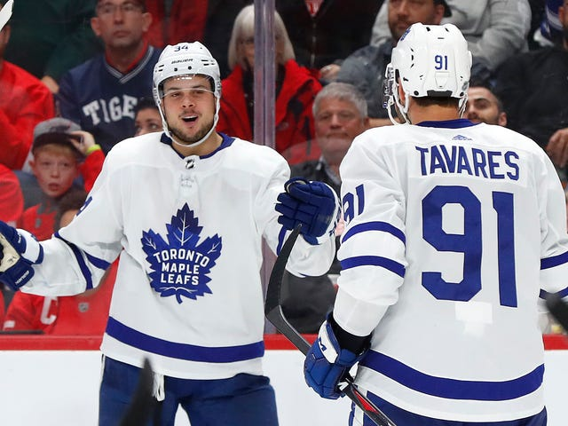Give In And Enjoy The Leafs