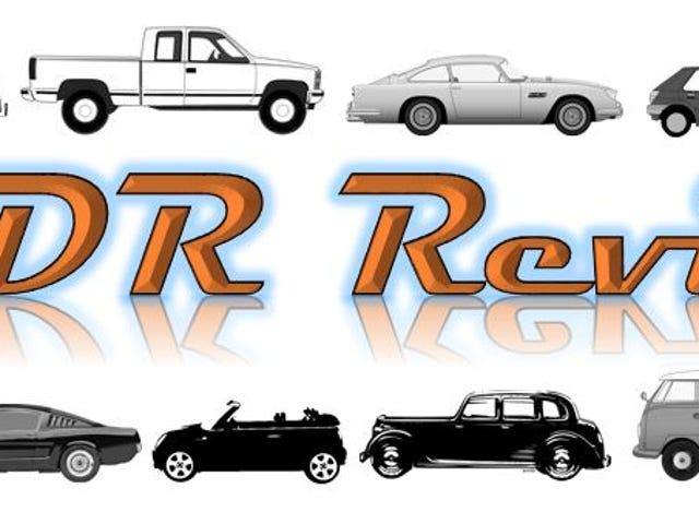 """TL: DR Arvostelut: Honda CR-V - """"Äitisi tykkää"""""""