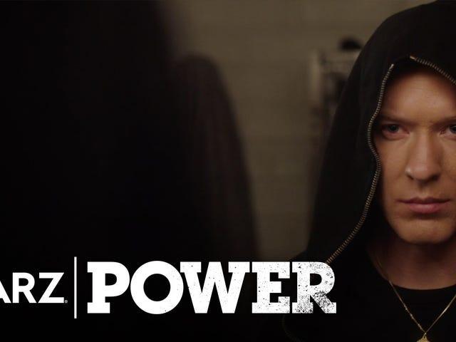 <i>Power</i> ने दो और सीज़न के लिए अक्षय किया क्योंकि फॉक्स लव सेक्स, ड्रग्स और ड्रामा