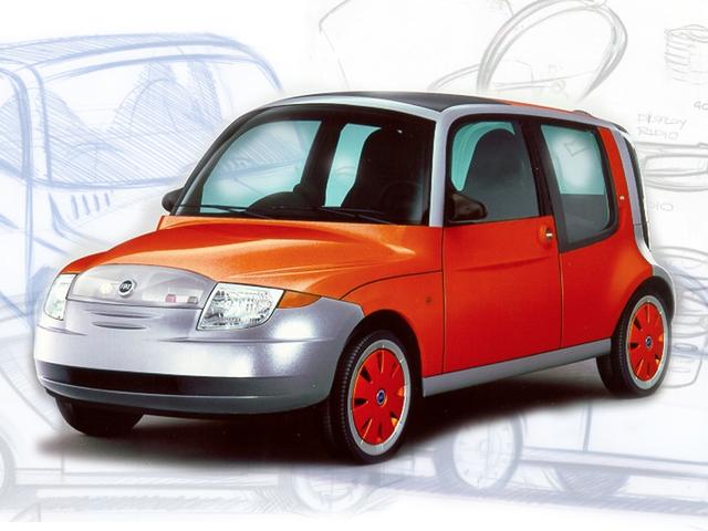 Увлекательный супер дешевый Fiat, который никогда не случался