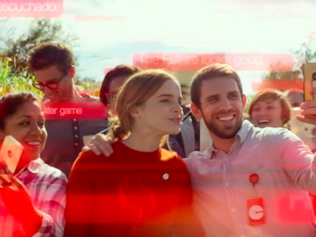 Watch Emma Watson Get Trapped by Silicon Valley's Claws in The Circle