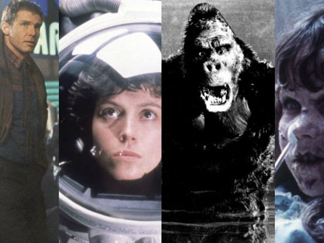 12 Scifi Movies That Totally Deserved to Win Best Picture Before <i>The Shape of Water</i>