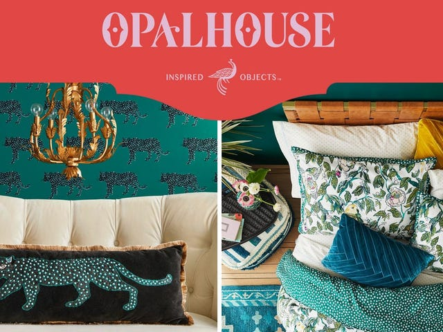 Opalhouse Is Target's First Inspirational Foray Into Interior Design