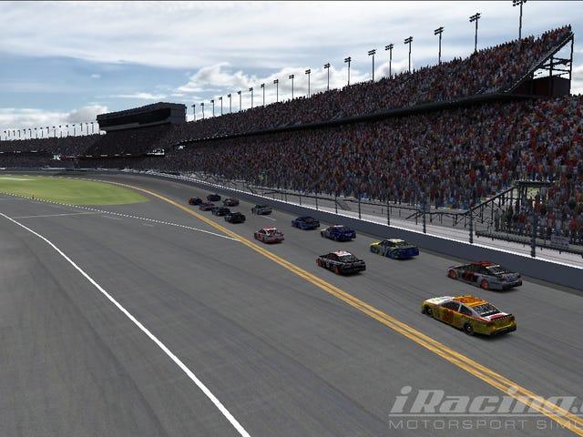 Der iRacing Daytona 500