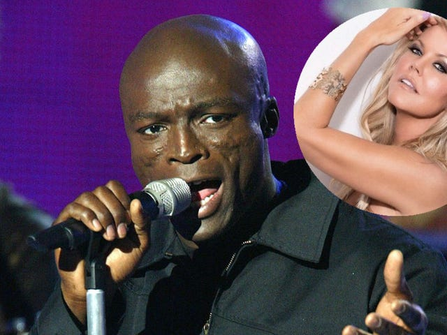 Actress Says She Didn't Want Seal's 'Kiss From a Rose,' Accuses Singer of Sexual Assault